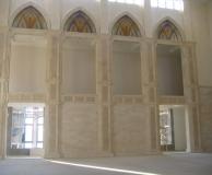 Внутреннее обрамление залы