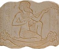 египтянка на лодке