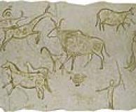 наскальный рисунок(1)